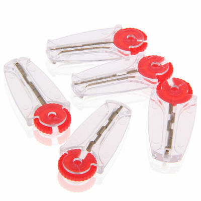 5Pack 30pcs Flints Stones Replacement Cigarette Lighter Dispenser Fit For Zippo