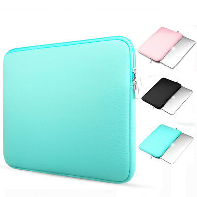Soft Laptop Notebook Sleeve Case Bag Cover MacBook Air/Pro 11/13/14/15 inch. PC