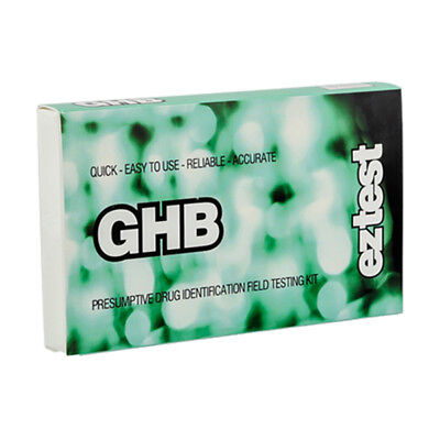 SUPER SALE !! Genuine EZ Test Testing Kit for GHB (Not Suitable for GBL)