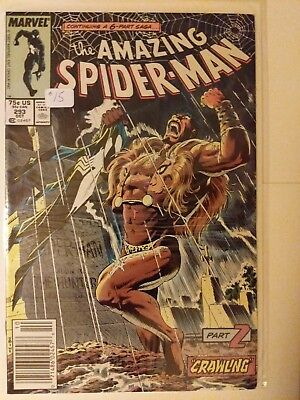 The Amazing Spider-Man #293 (Oct 1987, Marvel Comics)
