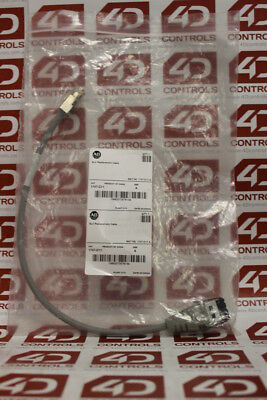Allen Bradley 1747-C11 Programming Cable RJ-45 - Series A - New Surplus Sealed
