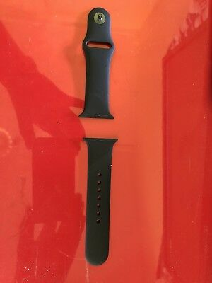 Apple Watch Band 38MM Apple Sports Black Band