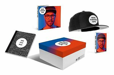 Mark Forster - Tape Limited Fanbox Cd Deluxe Version + Cap + Signierte Mc