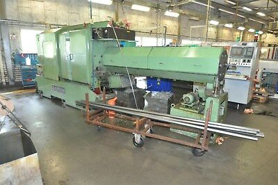 Schutte SF51 x 6 spindle multispindle screw machine in SUPERB condition