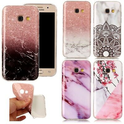 TPU Soft Silicone Pattern Case Cover For Samsung Galaxy S3/4/5/6 J3 J5 J7 2017