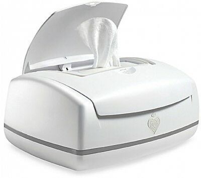 Premium Wipes Warmer Keeps wipes fresh and moist is antimicrobial treated