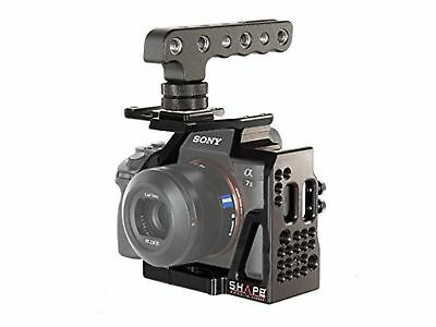 Shape Alpca Gecd Cage with Candy Handle for Sony A7S A7R A7II/II Camera