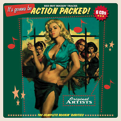It's Gonna Be Action Packed  [ 6-CD  Box Set ]