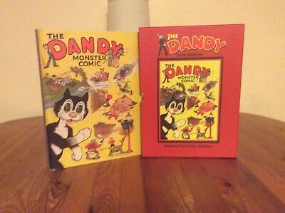 The Dandy 1939 Annual Special Facsimile Edition with Slipcase