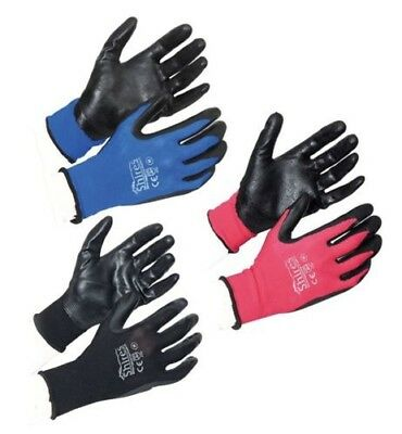 All Purpose Yard Glove Horse Riding Hand Protection Excellent Grip Wet Or Dry