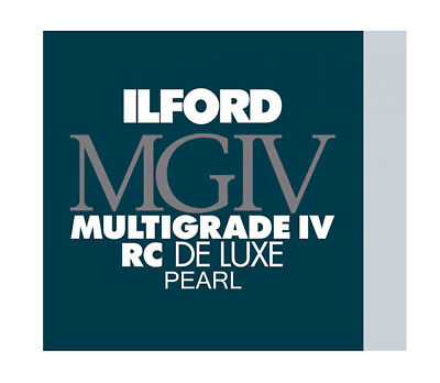 """Ilford 16 x 20"""" Multigrade IV RC Deluxe B&W Paper, Pearl Surface, 50 Sheets"""