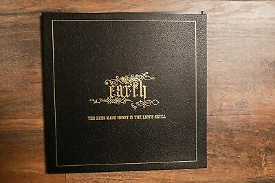 Earth - The Bees Made Honey in the lion's skull*2LP* CLEAR VINYL