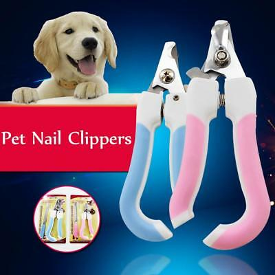 Nail Clipper Cutter Scissor Grooming Kit Manicure for Dog Cat Rabbit Top Quality