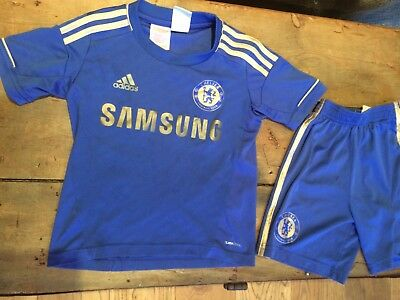 Chelsea Football Kit For 6 Year Old