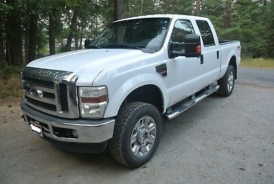 2008 Ford F-250 Lariat 2008 Ford-250 Superduty 4WD Supercab 6.4L Powerstroke 6.5' bed & remote start