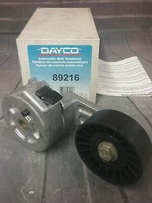 NEW Dayco Belt Tensioner Assembly 89251 Chrysler Dodge Plymouth 3.3 3.8 V6 90-00