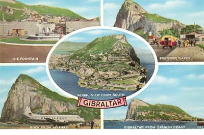 Gibraltar - Multiview (Rock Photographic Studio)