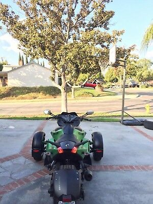 2012 Can-Am RSS  2012 Can Am Spyder RSS SM5