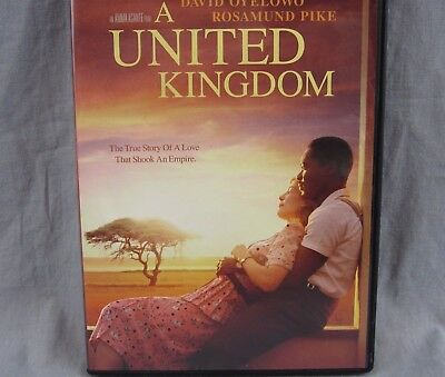 A United Kingdom DVD 1940s Love Botswana King and White English Woman