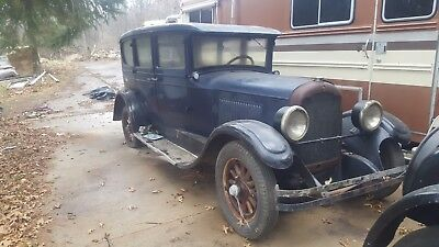 1928 Other Makes  1928 Reo Flying Cloud stock rat rod custom