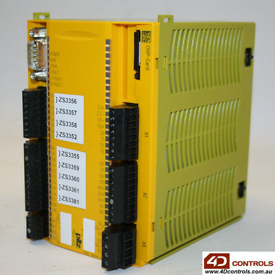 Pilz 773110 PNOZ M0P Safety Relay Base Module - Used