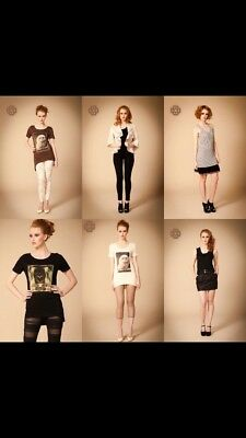 Lot Of 20pc New Womens Designer Clothing S/M/L Mischa Barton - wholesale - lot