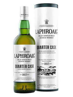 Laphroaig Quarter Cask Single Malt Scotch Whisky 700ml(Boxed)