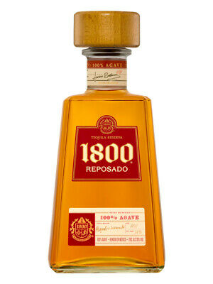 1800 Tequila Reposado Aged Mexican Tequila 700ml