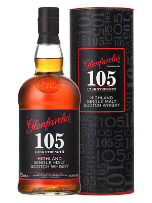 Glenfarclas 105 Cask Strength Single Malt Scotch Whisky 700ml(Boxed)