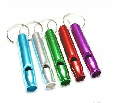 Key Chain Obedience Sound Whistle Emergency Survival Whistle 5PCS whistle