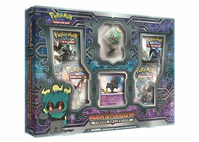 Pokemon Trading Card Game Marshadow Figure Collection Box Sealed Pokemon TCG