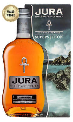 Jura Superstition Single Malt Scotch Whisky 700ml(Boxed)