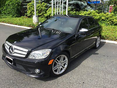 2008 Mercedes-Benz C-Class  Gorgeous Mercedes-Benz C350 in great condition!