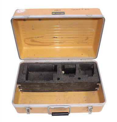 Topcon Grader Machine Control Carrying Case, System Five, Four, 5,4,box