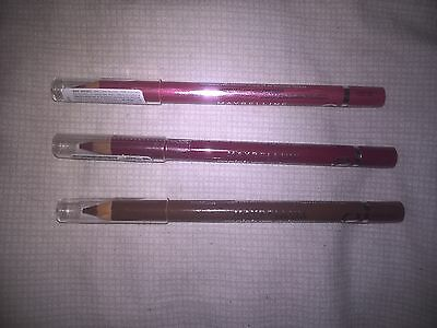 Mabelline Moisture Extreme Long Wearing Gentle Precision Lip Liner