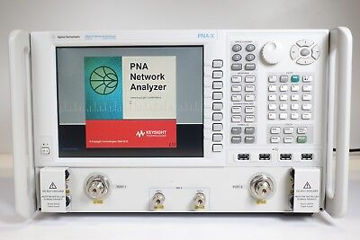 Keysight Used N5241A 10 MHz to 13.5 GHz PNA-X network analyzer 2 P. (Agilent)