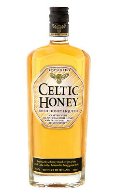 Celtic Honey Irish Whiskey Liqueur 700ml