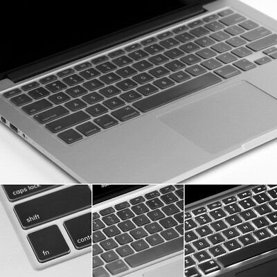 TPU Keyboard Cover Skin Protector for Apple Macbook Pro 13/15/17 inch Anti-dust