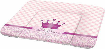 Neu Rotho Babydesign Wickelauflage Little Princess, rosa, 85 x 72 cm 6550910