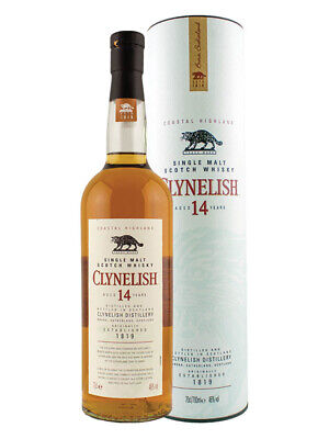 Clynelish 14YO Scotch Whisky 700ml(Boxed)