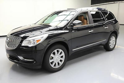 2014 Buick Enclave Leather Sport Utility 4-Door 2014 BUICK ENCLAVE LEATHER 7-PASS NAV REAR CAM 35K MI #241955 Texas Direct Auto