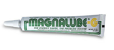 1 X .75g Magnalube-G MG75 PTFE Grease Boats, Motorcylcles, Performs over 500°F