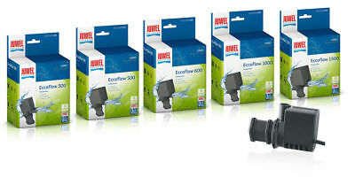 JUWEL AQUARIUM ECCOFLOW PUMP SETS. 300/500/600/1000/1500. Genuine Juwel