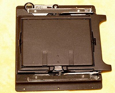 GRAFLOK back for 4x5  Cameras  -EXCELLENT
