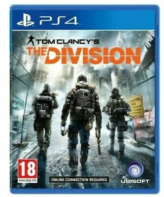 Videogioco Tom Clancy's The Division Ps4 Gioco Play Station 4 Italiano Pal
