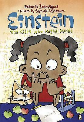 Agard, John, Einstein, The Girl Who Hated Maths (Poetry), Very Good Book