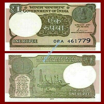 Indien India 1 Rupees 2017 Unc.Pick New #