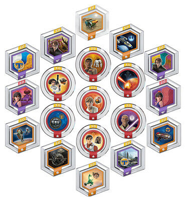 Disney Infinity Packs 1.0 2.0 3.0 Pick Your Figure Packs, Buy 2 get 1 Free