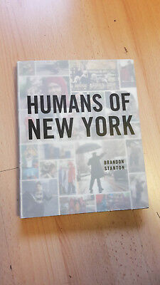 Brandon Stanton - Humans Of New York USA Erstausgabe