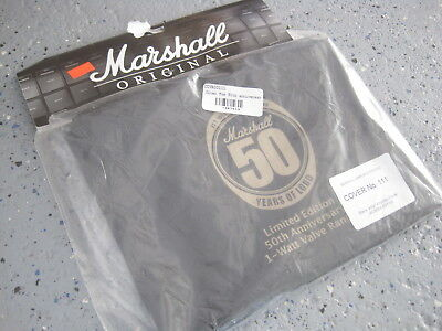 Marshall Amp Cover for 50th Anniversary Head Amplifier Black Vinyl No. 111